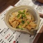 博多かわ屋 - 「酢もつ (490円)」