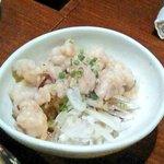 九州厨房 あらごし団 - 酢モツ