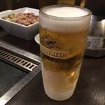 喃風 - 生ビール