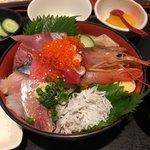 えぼし - 海鮮漁師丼