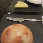 ビュー&ダイニング コトシエール - 塩麹パン
