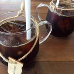 CREER COFFEE - アイスコーヒー  オシャレすぎてなかなか飲めない…