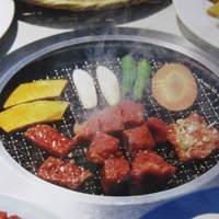 みやもとファーム - 炭火で焼く肉や野菜は格別です
