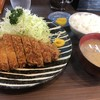とんかつ 丸山 - 料理写真:上ロースとんかつ定食