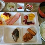 かごしま空港ホテル - 料理写真:朝食バイキング