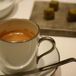 カンテサンス - コーヒー