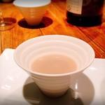 ローストホース - 白湯スープ