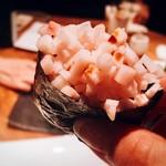 ローストホース - たてがみ軍艦が最高に美味しい(^.^)