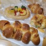 パン工房 ボン★シャンテ - 「パン工房 ボン★シャンテ」さんのパン