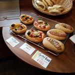パン工房 ボン★シャンテ - 惣菜パンが美味しい