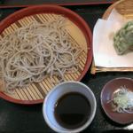 山河 - 十割蕎麦  1000円