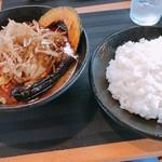 江別カリー エンヤ スパイス -