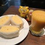 喫茶マック - 合計で1,310円(税込)