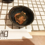Kitchen和 - お通しの揚げ餃子