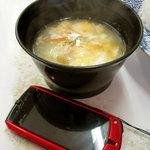 9492878 - 玉子スープは量もたっぷり
