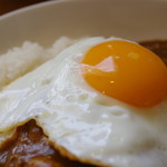 ブーメラン - 目玉焼き