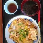 寿味食堂 - 親子丼(680円)