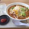 ひまわり - 料理写真:からしみそラーメン