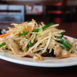 中華大新  - 野菜炒めアップ