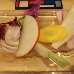 94926765 - 野菜のバーニャカウダ