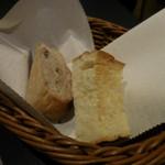 メリプリンチペッサ - 自家製パン