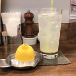 94928956 - 「生レモンサワー」400円