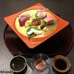 お料理 七草 - 煎り酒、梅肉ダレ、割醤油