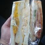 94932969 - 各サンドイッチ。