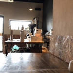 カワカミ コーヒー ロースター -