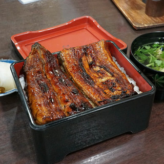 うなぎ割烹山田 - 料理写真: