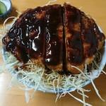 みたか食堂 - 料理写真:ソースカツ丼