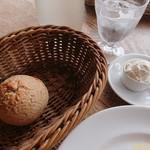 94936307 - パン&ホイップバター
