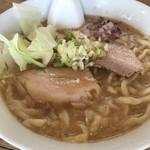 力丸 - 料理写真:背脂の味噌