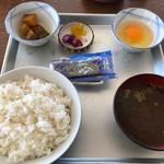 板橋食堂 - 朝食