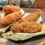 塩梅 - 料理写真:カキフライ定食