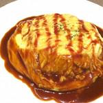 トンコパン - 料理写真:ふわとろオムライス