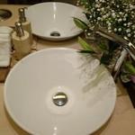 日本料理 太月 - お手洗いシリーズ