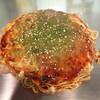 お好み焼き えっと - 料理写真:「肉玉そば」(600円)・「野菜ダブル」(100円増)