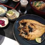天然魚 鯛平 - 日替わり(のどぐろ)