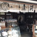 駿河屋 - 店の雰囲気