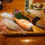 さつま富士 - 寿司盛合せ