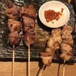 東京焼鳥と野菜巻きの店 Hayato to Hinata -