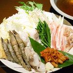 ぶらり亭 - 要予約 海鮮チゲ鍋 ぶらり亭自慢の海鮮具材の旨味と自慢のスープが相性バッチリ! ※2人前