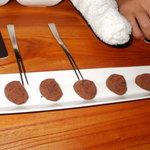 バー カゲ - 生チョコレート