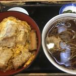 94952478 - ミニかつ丼セット