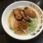 94952688 - 鶏こつ麺味玉入り
