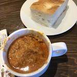 94953645 - ハンガリー風のスープ⁉︎