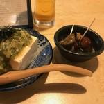 こあら - 出し豆腐(三百円)
