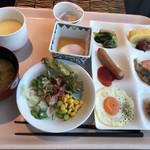 ホテルハーヴェスト南紀田辺 - 料理写真: