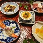 武相荘 - 前菜
